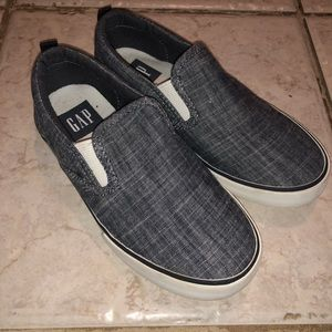 Gap boys slip on loafers
